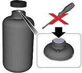 Sealant bottle