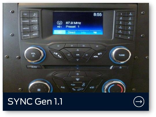 SYNC Gen. 1.1