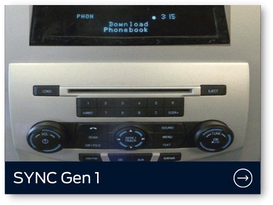 SYNC Gen. 1