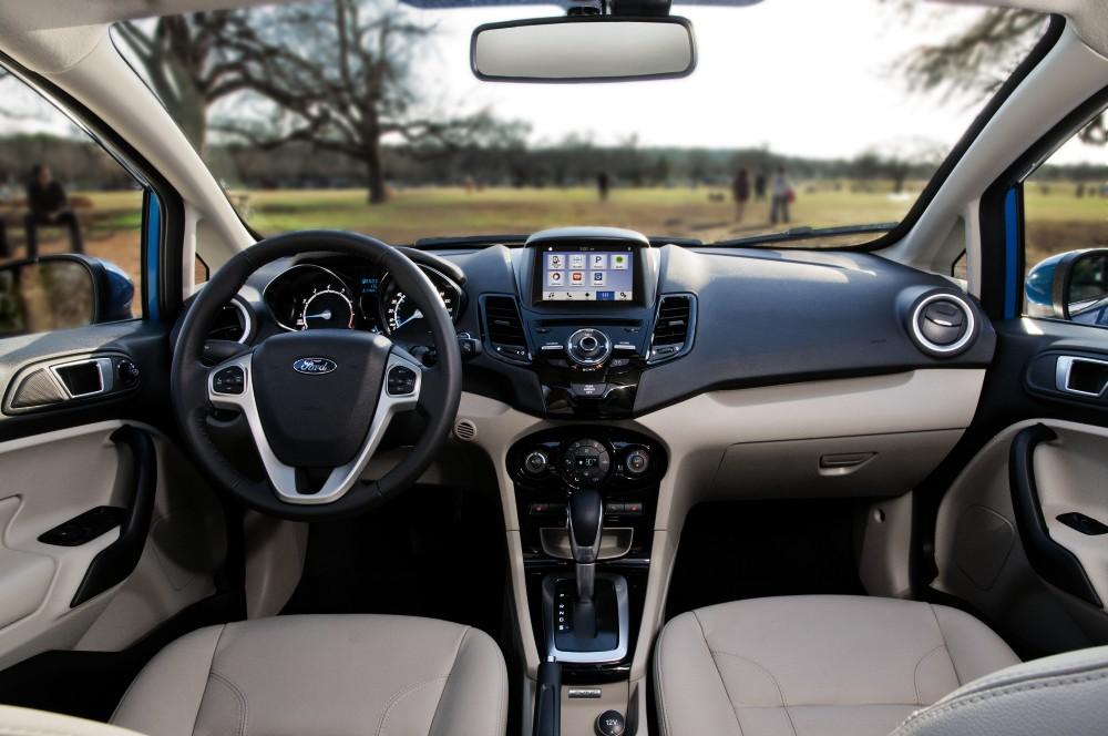 Photo of vehicle interior