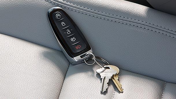 Replace my keys